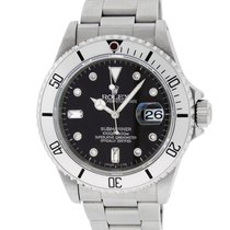 Rolex 16610 Steel 1995 Submariner Date 40mm pre-owned United States of America, California, Los Angeles