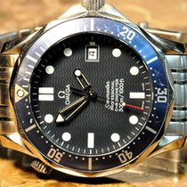 Omega Seamaster Diver 300 M Steel 41mm Blue No numerals United States of America, Pennsylvania, Philadelphia