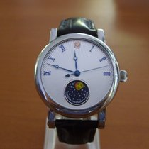 Christiaan v.d. Klaauw 40mm Automatic 2012 pre-owned Silver
