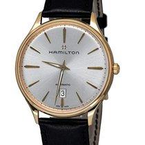 Hamilton Jazzmaster Thinline H38545751 HAMILTON JAZZMASTER Thinline Oro Argento Limitato new