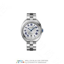 Cartier Steel 40mm Automatic WSCL0007 new