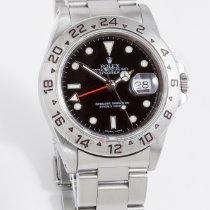 Rolex Explorer II Steel 40mm Black No numerals United States of America, California, Los Angeles