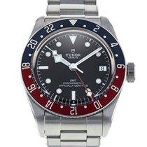 Tudor M79830RB-0001 Acier Black Bay GMT 41mm
