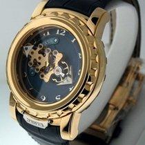 Ulysse Nardin Pозовое золото Механические Синий Aрабские 44.5mm подержанные Freak
