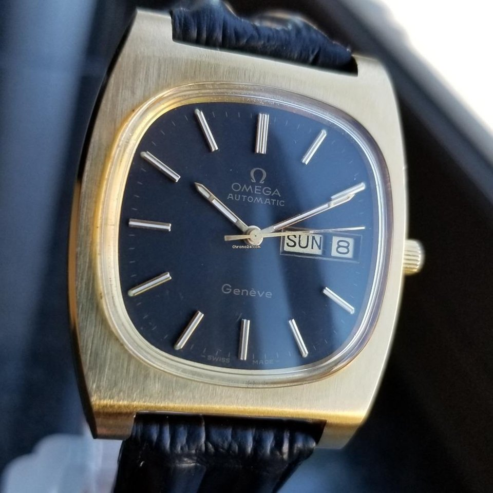 e501ede7b9a Omega Genève - all prices for Omega Genève watches on Chrono24