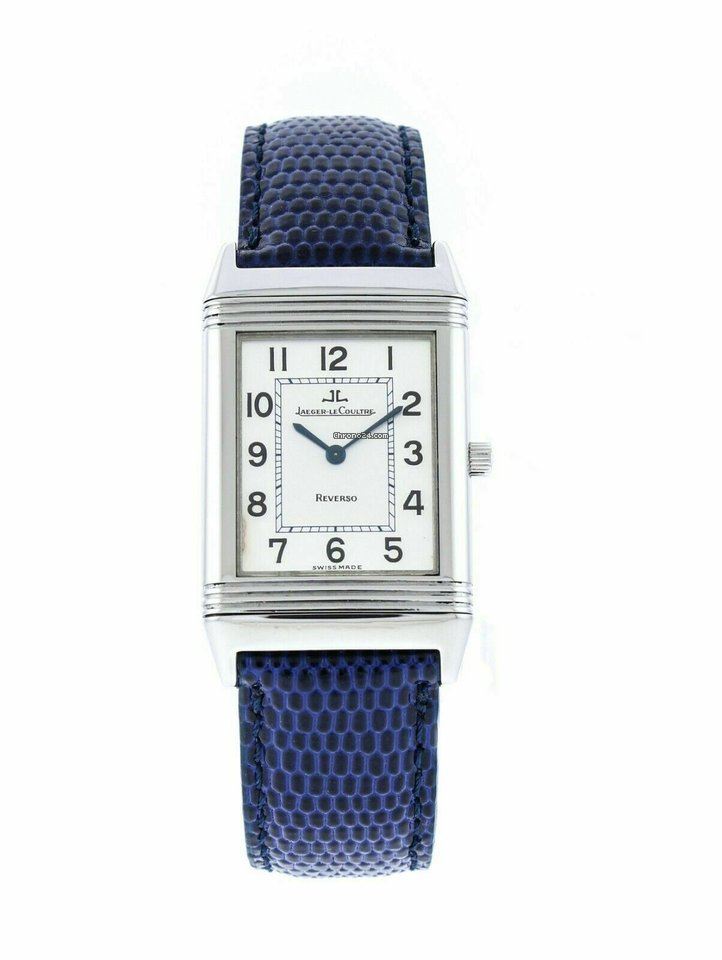 57ef91b858b Jaeger-LeCoultre Reverso Steel - all prices for Jaeger-LeCoultre Reverso  Steel watches on Chrono24