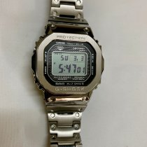 Casio Steel 49,3mm Quartz GMW-B5000D-1ER pre-owned India, Mumbai