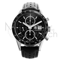TAG Heuer Carrera Calibre 16 new Automatic Watch with original box and original papers CV201AJ.FC6357