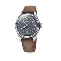 Oris Steel 40mm Automatic Big Crown Pointer Date new United States of America, Pennsylvania, Bala Cynwyd