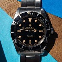 Rolex 5508 Stahl 1959 Submariner (No Date) gebraucht Deutschland, München