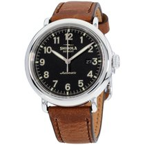 Shinola Steel 45mm Automatic S0120141490 new United States of America, New York, Brooklyn