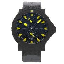 Ulysse Nardin Diver Black Sea 45.8mm Black No numerals United States of America, Pennsylvania, Bala Cynwyd