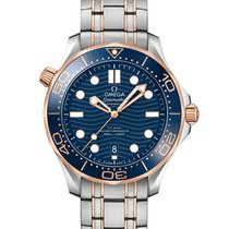 Omega Seamaster Diver 300 M 210.20.42.20.03.002 new