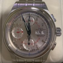 Ball Trainmaster pre-owned 41mm Steel