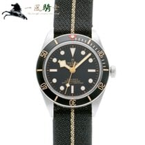 Tudor Black Bay Fifty-Eight rabljen 39mm Crn Umjetni materijal