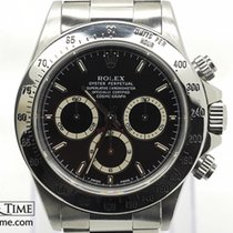 Rolex Daytona Steel 40mm Black No numerals United Kingdom, London