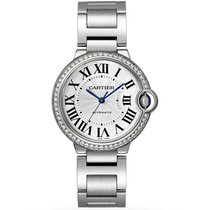 Cartier Ballon Bleu 36mm Steel 36mm Silver Roman numerals United Kingdom, London