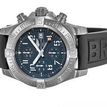 Breitling Avenger Bandit Titane 45mm Bleu Arabes