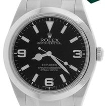 Rolex Steel 39mm Automatic 214270 pre-owned United States of America, New York, Smithtown