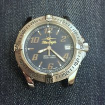 Breitling Special Edition Colt Automatic Blue Angel @ KENJO NYC