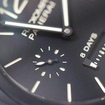 Panerai Céramique Remontage manuel Noir 45mm nouveau Radiomir 8 Days