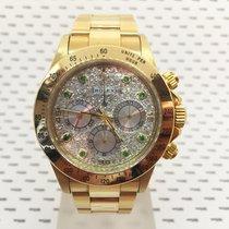 Rolex Daytona Zenith YG Diamond Dial - 16528