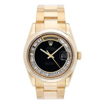 Rolex Men's Rolex President Day-Date Watch 118208 Custom...