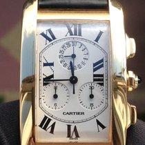 Cartier - Tank Americaine - 1730 - Unisex - 2000-2010