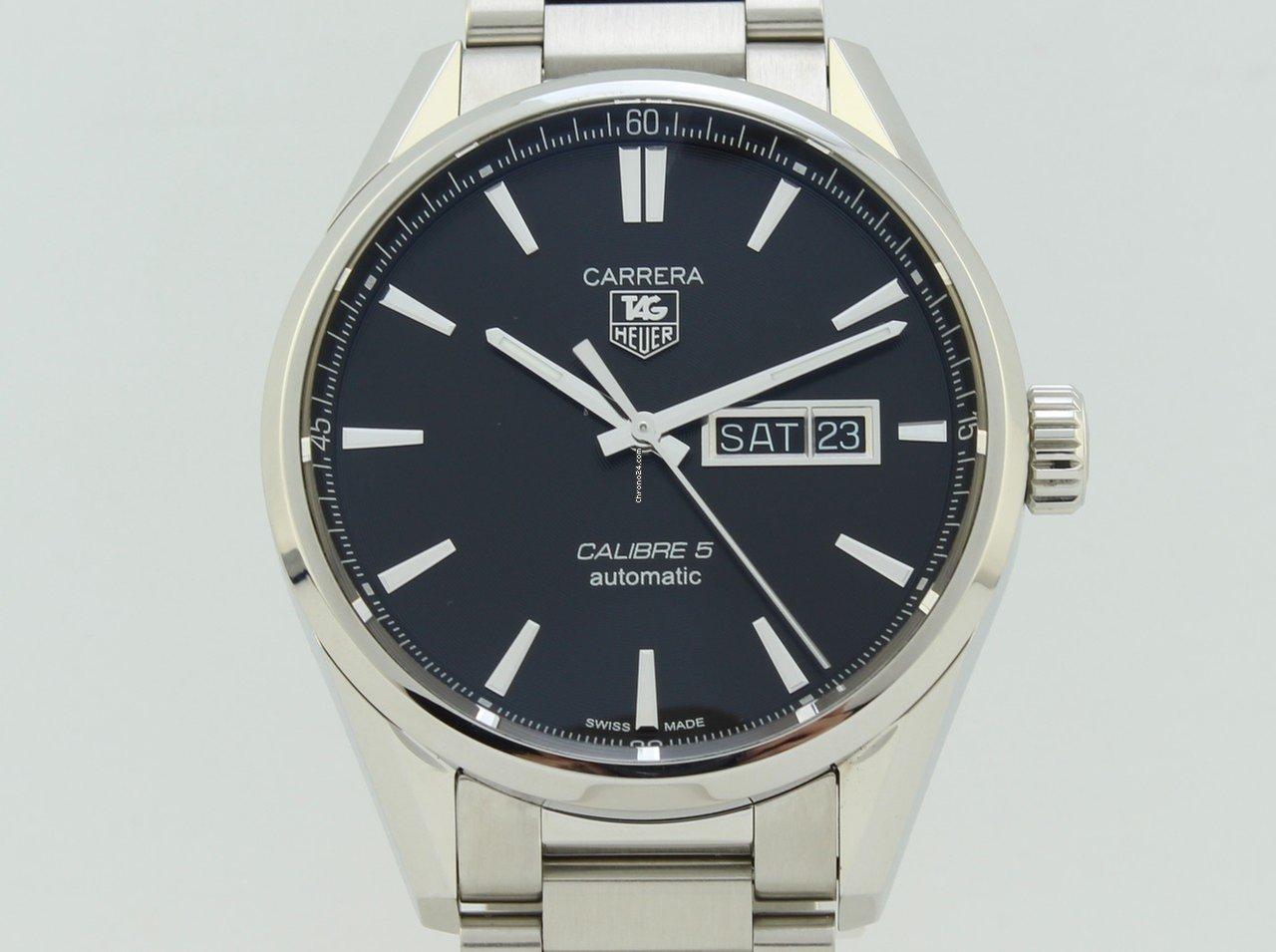 3c9d982a73e Relojes TAG Heuer Carrera de segunda mano