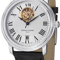 Frederique Constant Classics Heart Beat Steel Silver United States of America, New York, Brooklyn