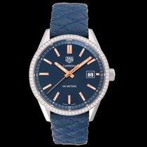 TAG Heuer Carrera Lady new Quartz Watch with original box and original papers WAR1114.FC6391