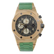 Audemars Piguet AP Royal Oak Offshore  Selwinding Chronograph...