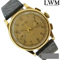 Ulysse Nardin Locle Suisse Chronograph Valjoux 23 yellow gold...