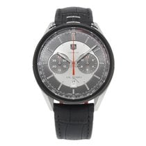 TAG Heuer Carrera Calibre 1887 new Manual winding Chronograph Watch with original box CAR2C11.FC6327