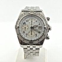 Breitling Chronomat Evolution Steel 44mm No numerals