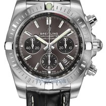 Breitling Chronomat Acero 44mm Gris