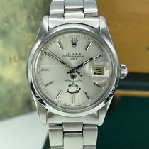 Rolex Date date 15000 Saudi King Fahad Logo Dial 1978