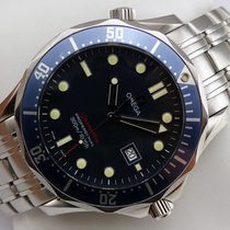 Omega 22218000 Stahl Seamaster Diver 300 M 41mm