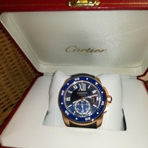 Cartier Calibre de Cartier Diver Or rose