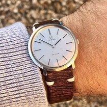 Omega De Ville Mechanical Mens vintage cal 620 wristwatch + Box