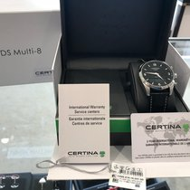 Certina Quartz new DS Multi-8