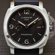 Panerai PAM00320 Luminor 1950 3 Days GMT SS (29669)