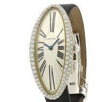 Cartier | Baignoire Allongée White Gold 18K, ref. 2673 from...