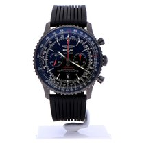 Breitling Navitimer 01 (46 MM) Steel 16mm Black No numerals