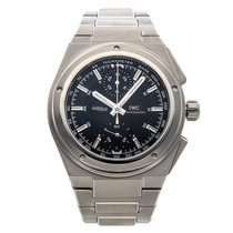 萬國 IW3725-01 鋼 Ingenieur AMG 42.5mm