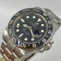 Rolex GMT-Master II begagnad 40mm Stål