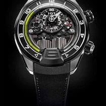 HYT H4 Titanium 51mm Black