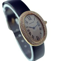 Cartier Baignoire pre-owned Yellow gold