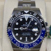 Rolex 116710BLNR Acier GMT-Master II 40mm