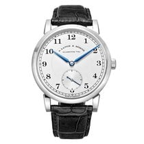 A. Lange & Söhne 233.026 White gold 2009 1815 40mm pre-owned United States of America, Connecticut, Greenwich